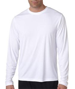 Hanes 482L - Adult Cool DRI Long-Sleeve Performance T-Shirt