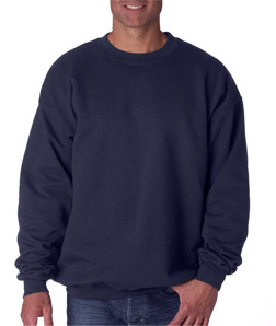 Hanes F260 - Adult Ultimate Cotton Crew Neck