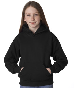 Hanes P470 - Youth ComfortBlend EcoSmart Hooded Pullover