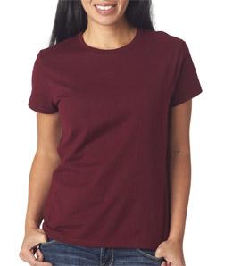 Hanes SL04 - Ladies' NANO-T T-Shirt