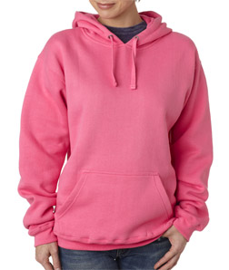 J-America J8824 - Adult Premium Hooded Fleece
