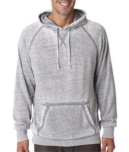 J-America J8915 - Adult Vintage Zen Pullover Hooded ...
