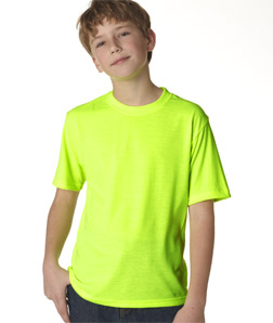 Jerzees 21B - Youth Sport Polyester T-Shirt