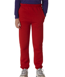 Jerzees 4950B - Youth SUPER SWEATS Fleece Pants with Pockets