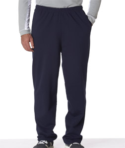 Jerzees 974 - Adult NuBlend Open-Bottom Sweatpants with ...