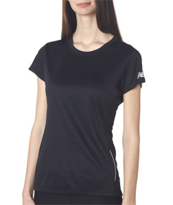 New Balance NB9118L - Ladies' Tempo Performance T-Shirt
