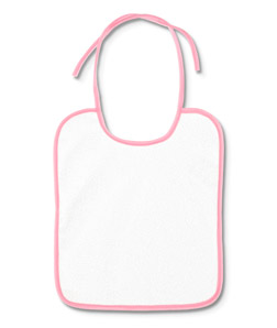 One-2-Wear B12 - Terry Velour Feeding Bib