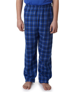 Robinson 9744 - Youth Gridiron Flannel Pants