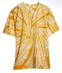 Tie Dye H1100 - Adult Twist Pinwheel Tie-Dyed Tee
