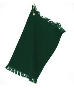 Towels Plus T60G - Fringed Fingertip Towel with Corner ...