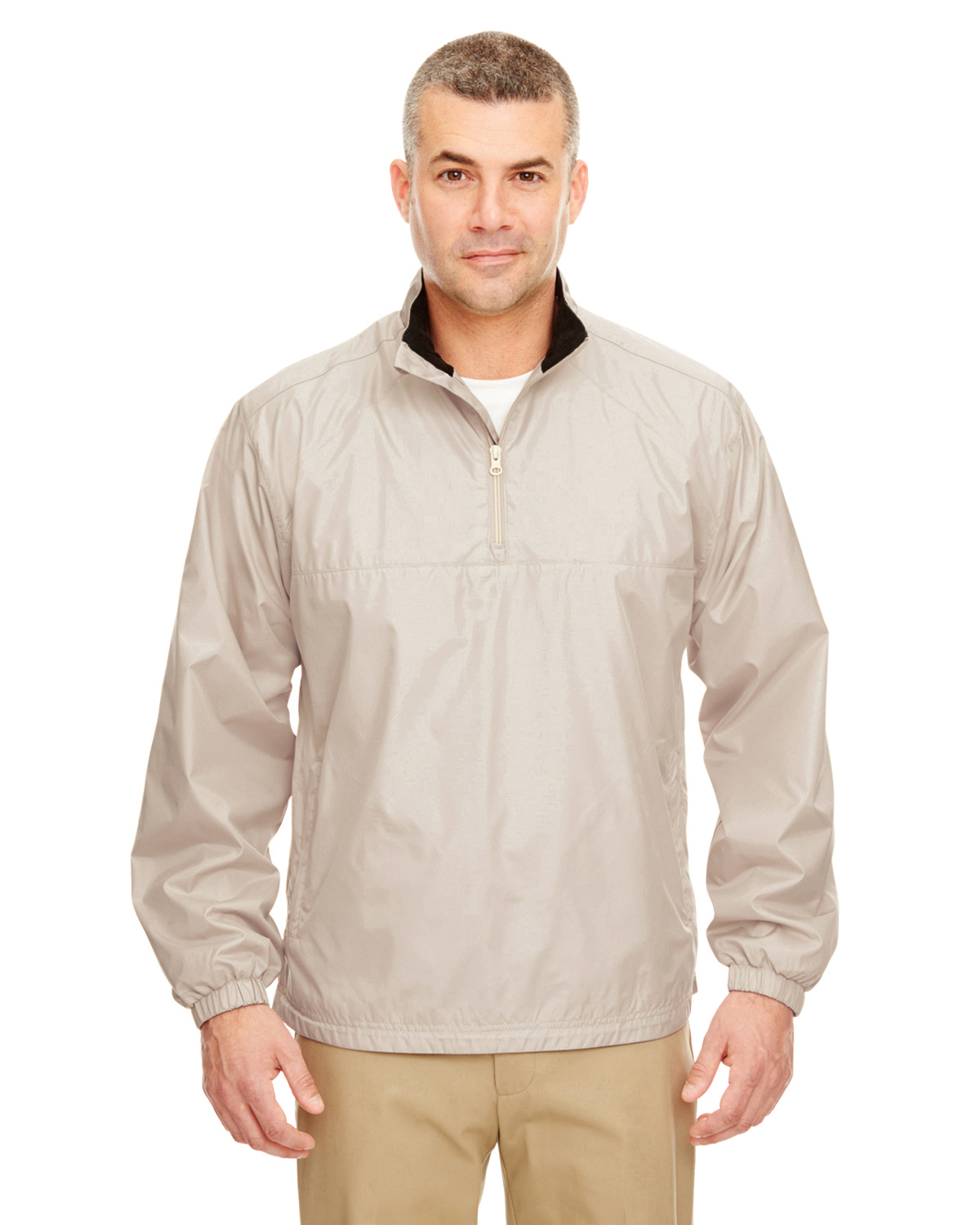 Ultra Club 8936 - Adult Micro-Poly Windshirt