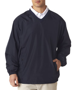 Ultra Club 8937 - Adult Micro-Poly Windshirt