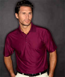 UltraClub 8415T - Men's Tall Cool & Dry Elite Performance Polo