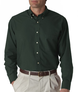 Van Heusen 57800 - Men's Classic Long-Sleeve Oxford