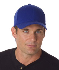Yupoong 6580毛织品外观涤纶帽子