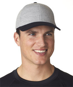 Yupoong 6778 - Flex-Fit Double Jersey Cap