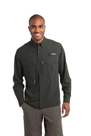 Eddie Bauer® EB600 Long Sleeve Performance Fishing Shirt