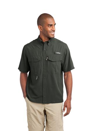 Eddie Bauer® EB602 Short Sleeve Performance Fishing Shirt