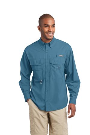 Eddie Bauer® EB606 Long Sleeve Fishing Shirt