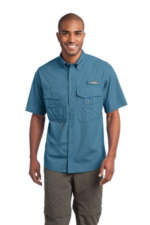 Eddie Bauer® EB608 Short Sleeve Fishing Shirt