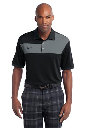 Nike Golf 527806 Dri-FIT Sport Colorblock Polo