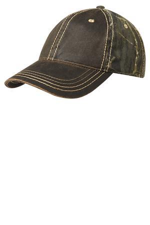 Port Authority® C819 Pigment-Dyed Camouflage Cap