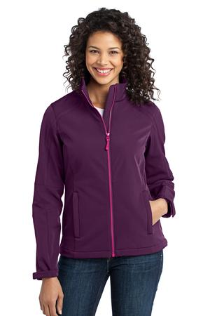 Port Authority® L316 Ladies Traverse Soft Shell ...