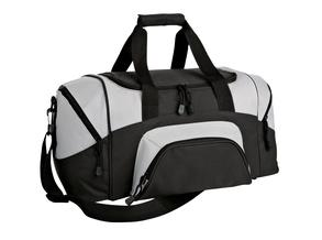 Port & Company® BG990S Improved Colorblock Small Sport Duffel