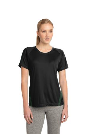 Sport-Tek® LST351 Ladies Colorblock Competitor™ ...