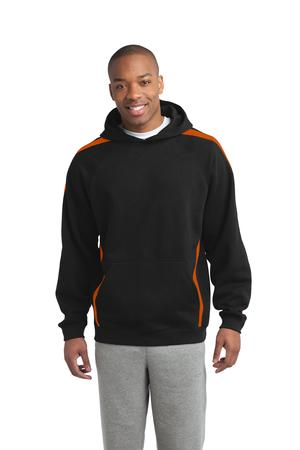 Sport-Tek® ST265 Sleeve Stripe Pullover Hooded Sweatshirt
