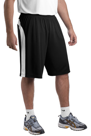 Sport-Tek® T479 Dry Zone™ Colorblock Short