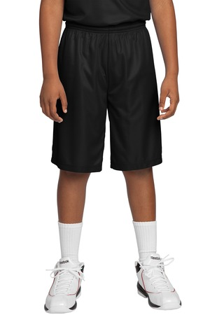 Sport-Tek® YT560 Youth PosiCharge Mesh™ Reversible Short