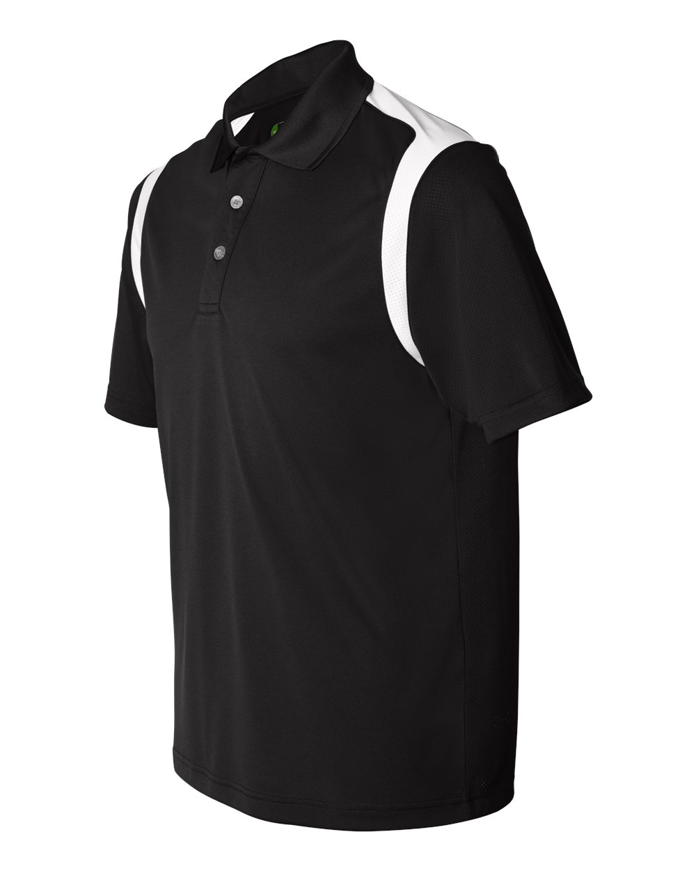 IZOD 13Z0095 - Performance Sport Shirt with Contrast ...