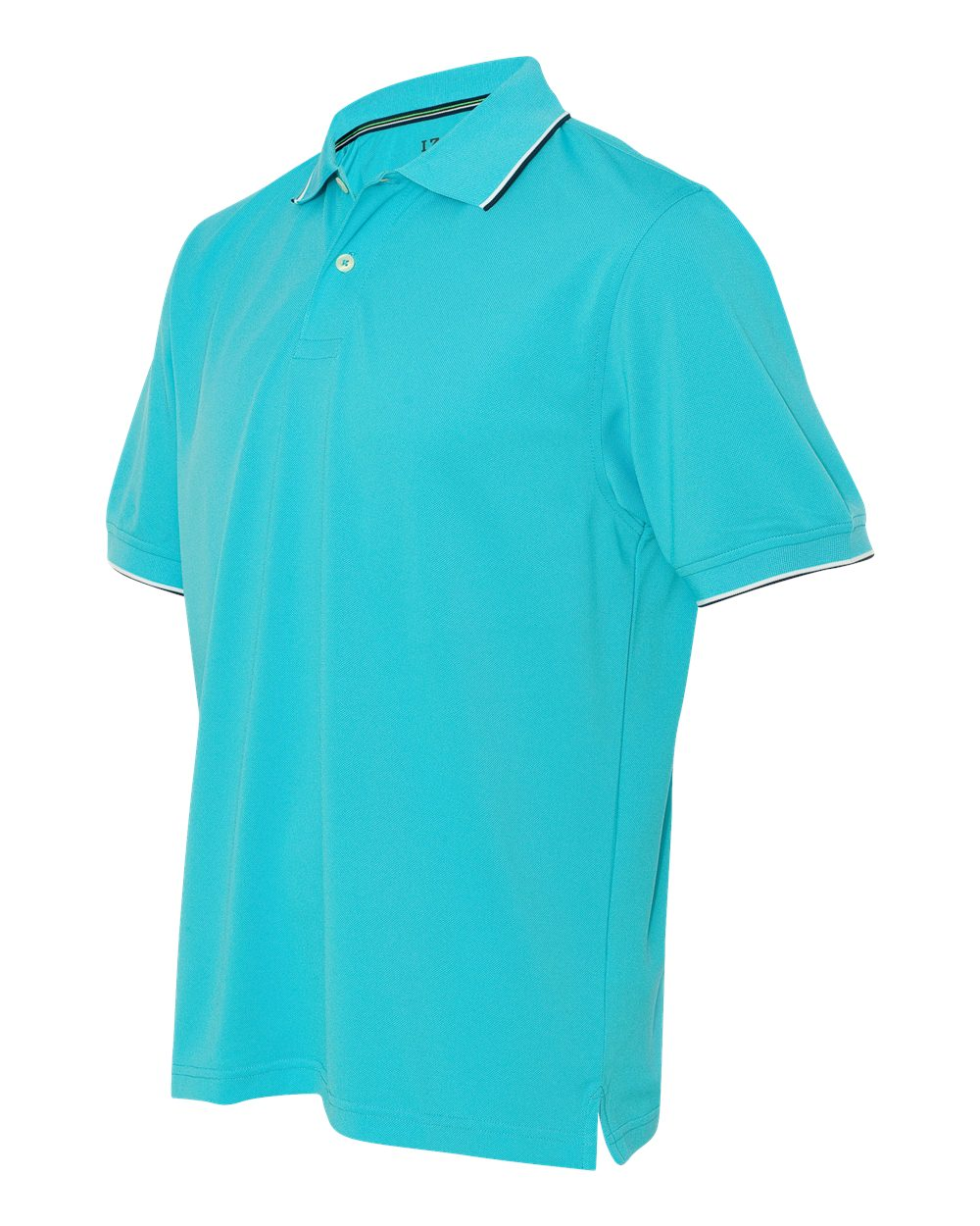 IZOD 13Z0116 - Tipped Performance Pique Sport Shirt