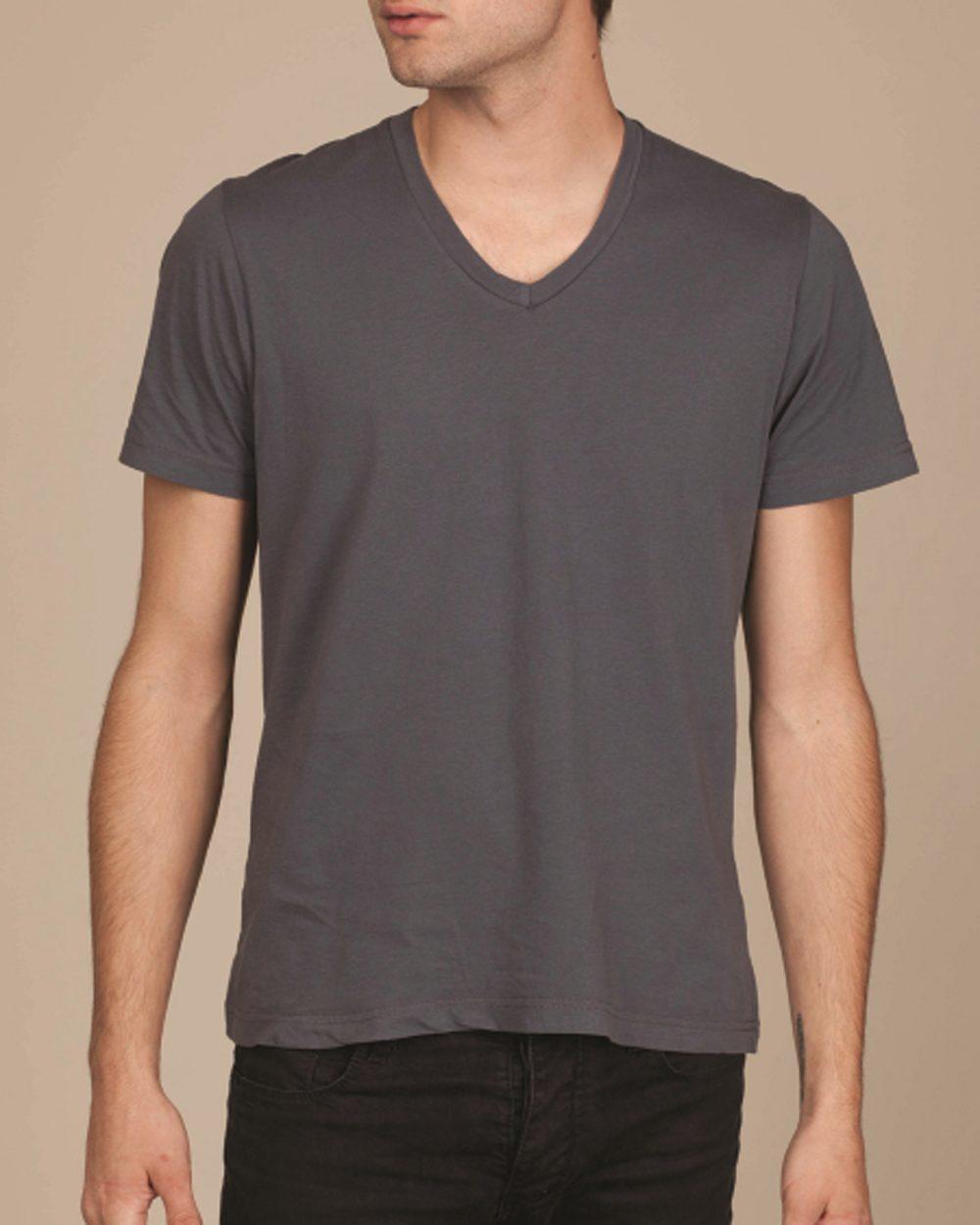 Alternative 1032 - Basic V-Neck T-Shirt