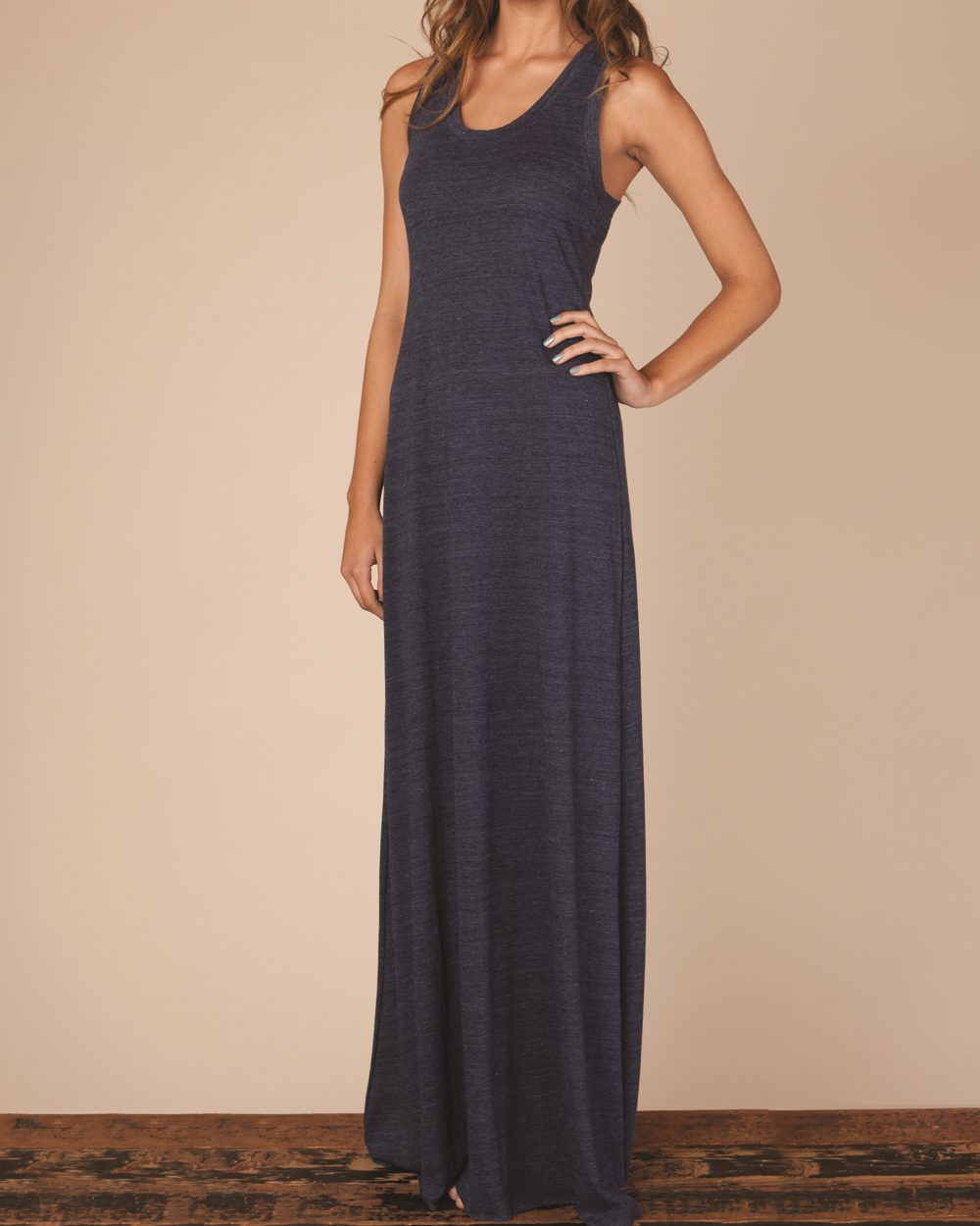 Alternative 1968 - Ladies' Eco-Jersey Maxi Dress