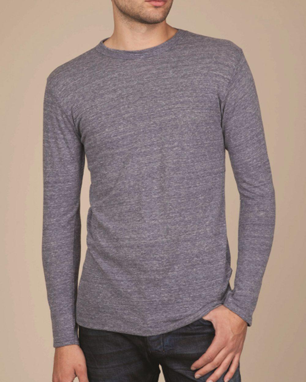 Alternative 1975 - Unisex Eco-Jersey Long Sleeve T-Shirt