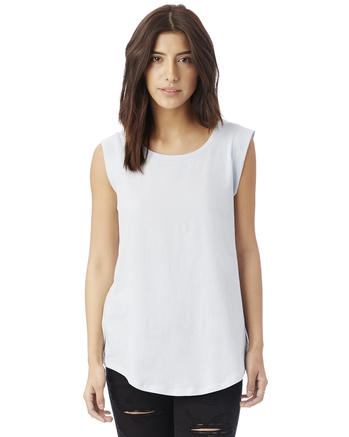 Alternative 4013 - Ladies' Cap Sleeve T-Shirt