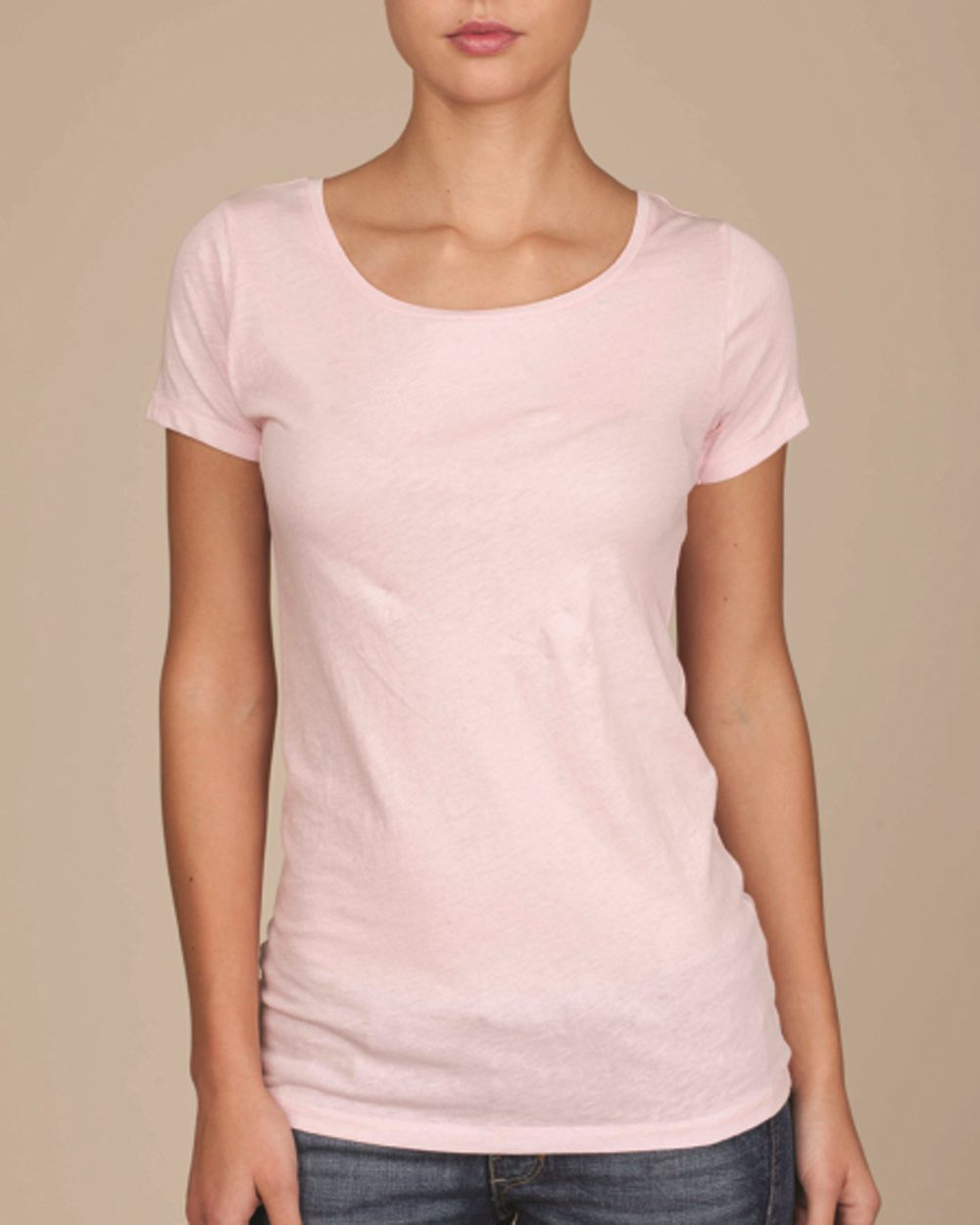 Alternative 6021 - Ladies' Organic Scoopneck T-Shirt