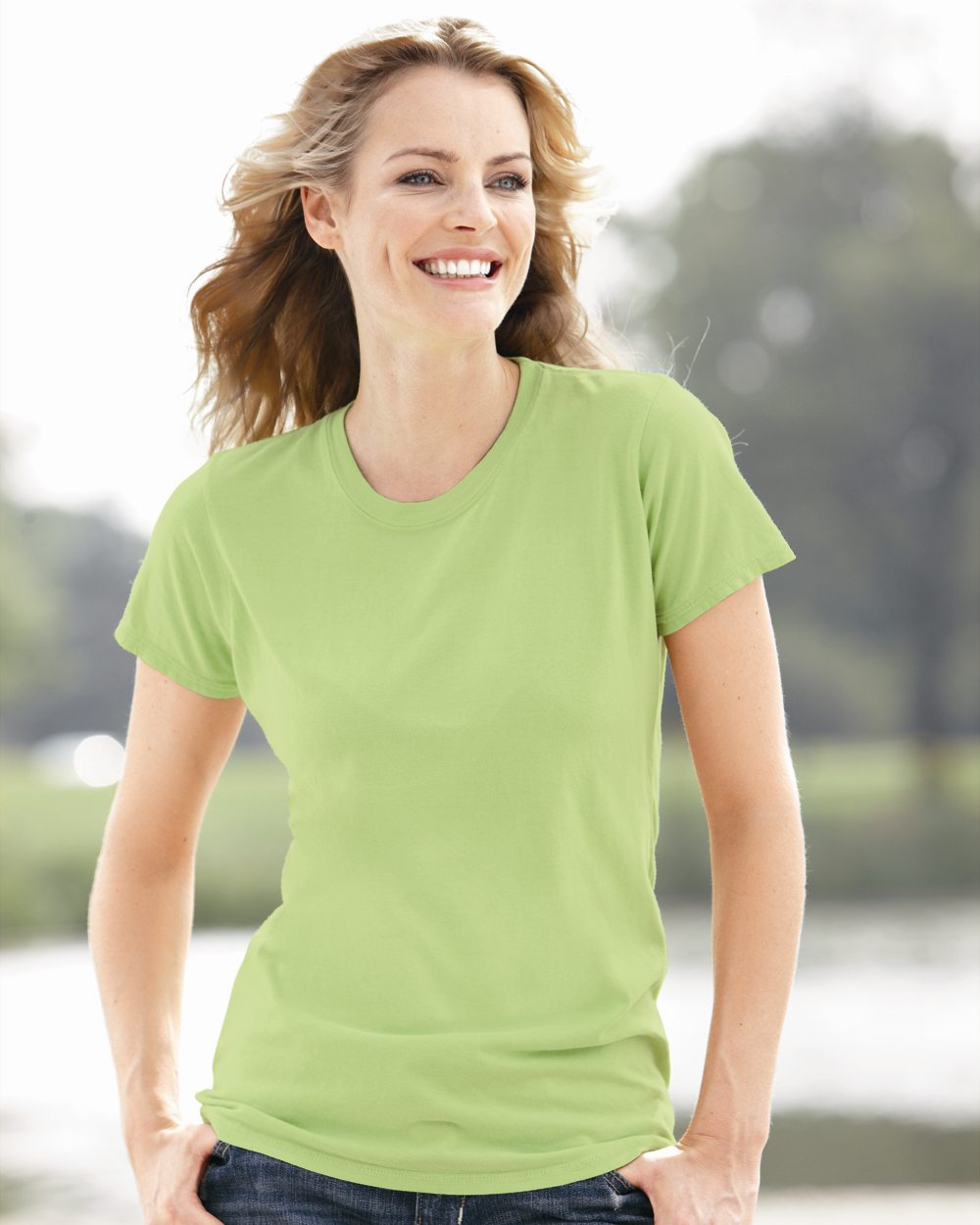 02ae5b3c2 Comfort Colors 4200 - Ladies' Pigment Dyed Ringspun Short Sleeve Crewneck T- Shirt $6.25 - Women's T-Shirts