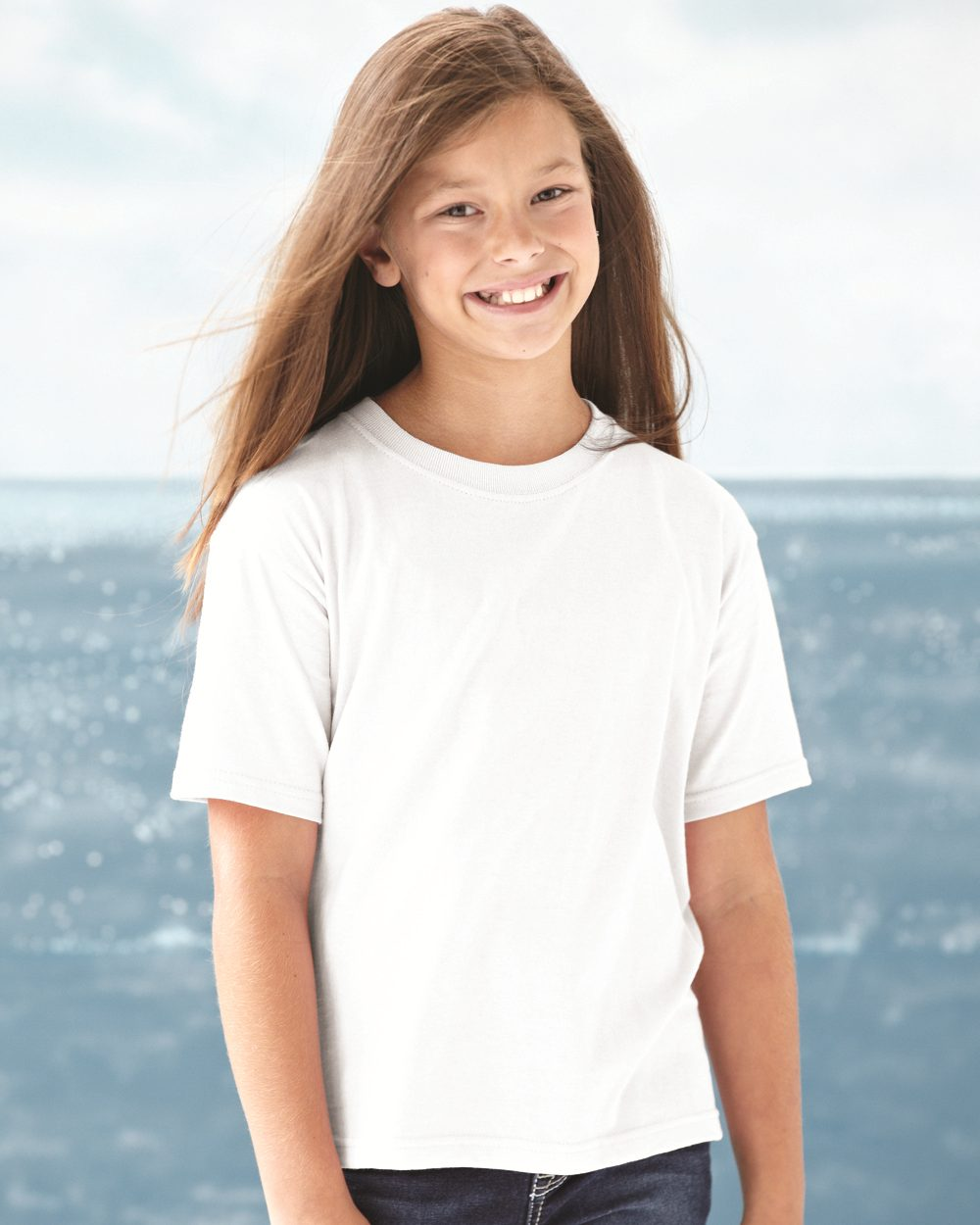 Jerzees 363BR - Youth HiDENSI-T T-Shirt