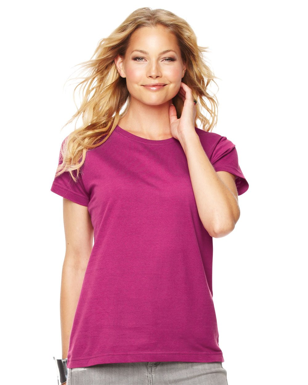 LAT 3516 - Ladies' Fine Jersey T-Shirt