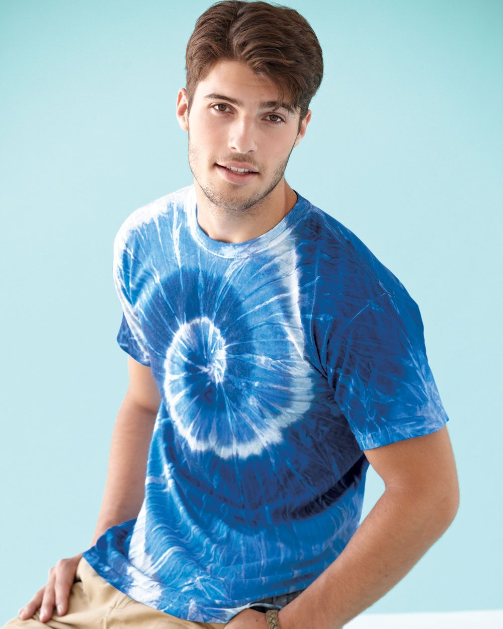 Tie-Dyed 200RP - Ripple Pigment Dyed T-Shirt