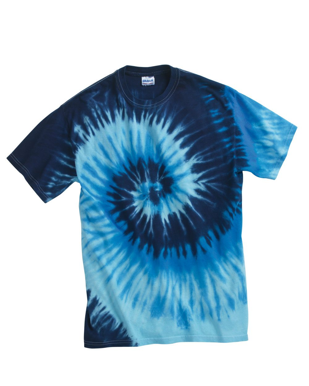 Tie-Dyed 200TI - Tide Short Sleeve T-Shirt