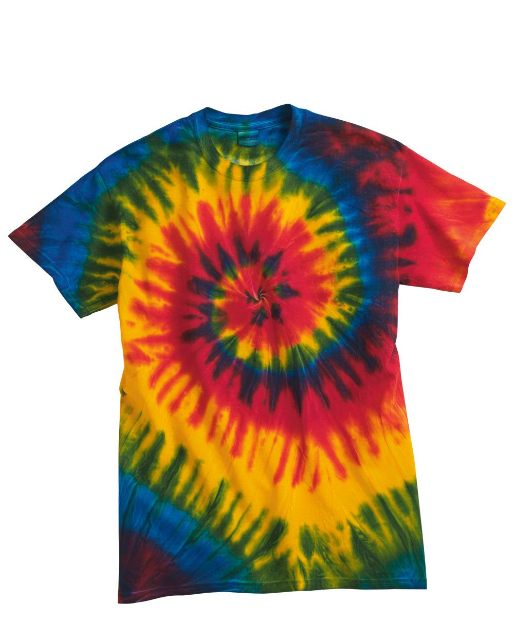 Tie-Dyed 200WA - Wave Short Sleeve T-Shirt