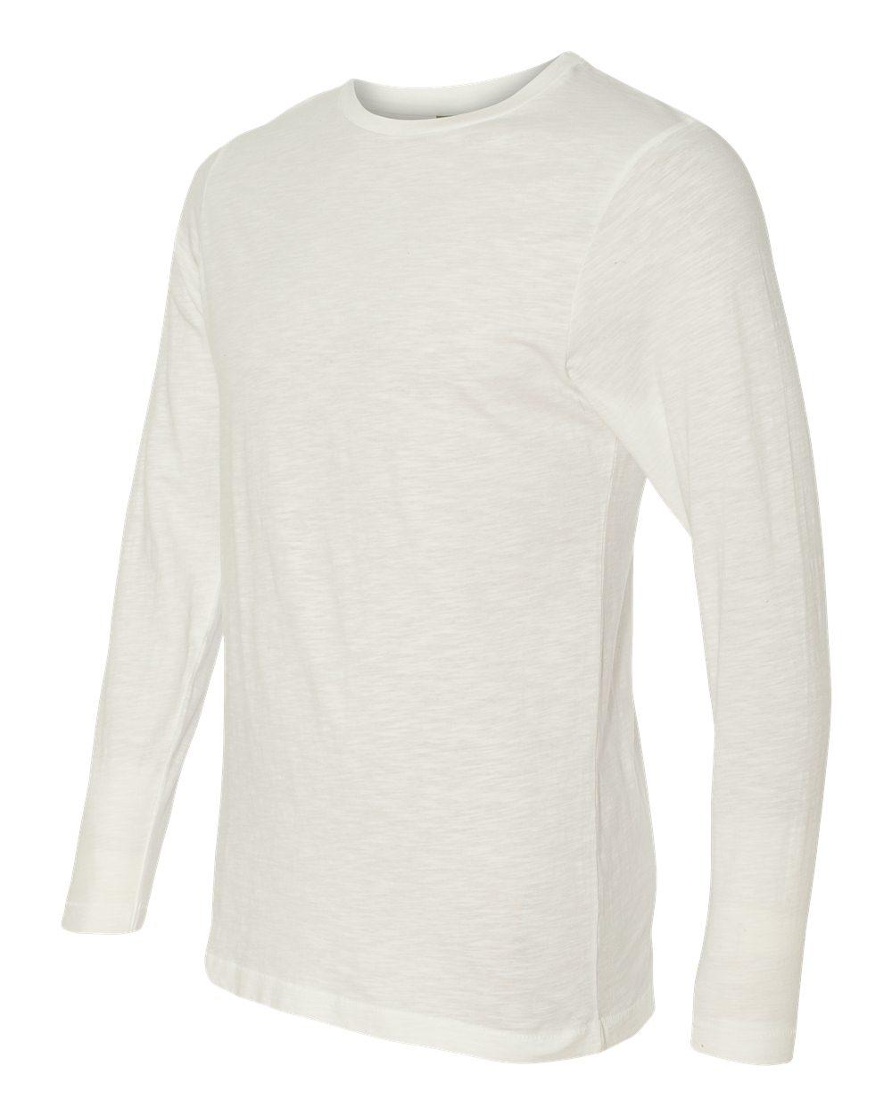 Alternative 4847 - Joey Unisex Slub Long Sleeve Crewneck T-Shirt