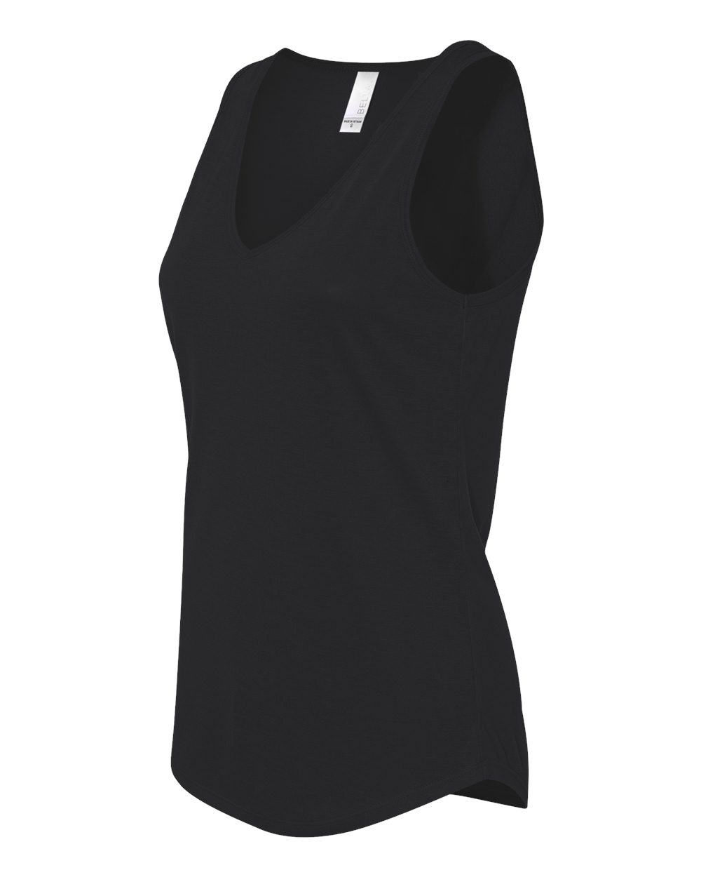 Bella 8805 - Ladies' Flowy V-Neck Tank