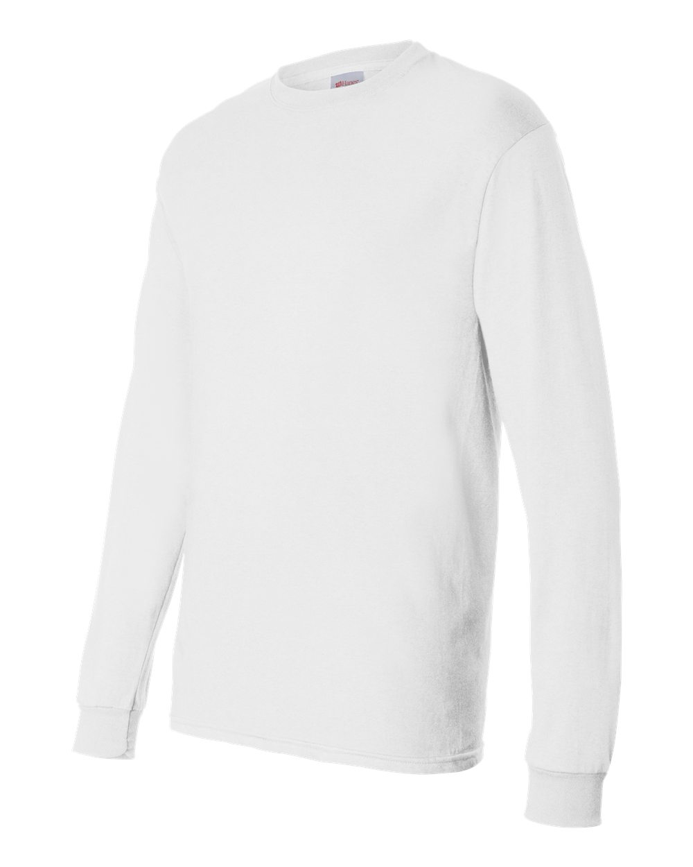 Hanes 5286 - ComfortSoft Heavyweight Long Sleeve T-Shirt