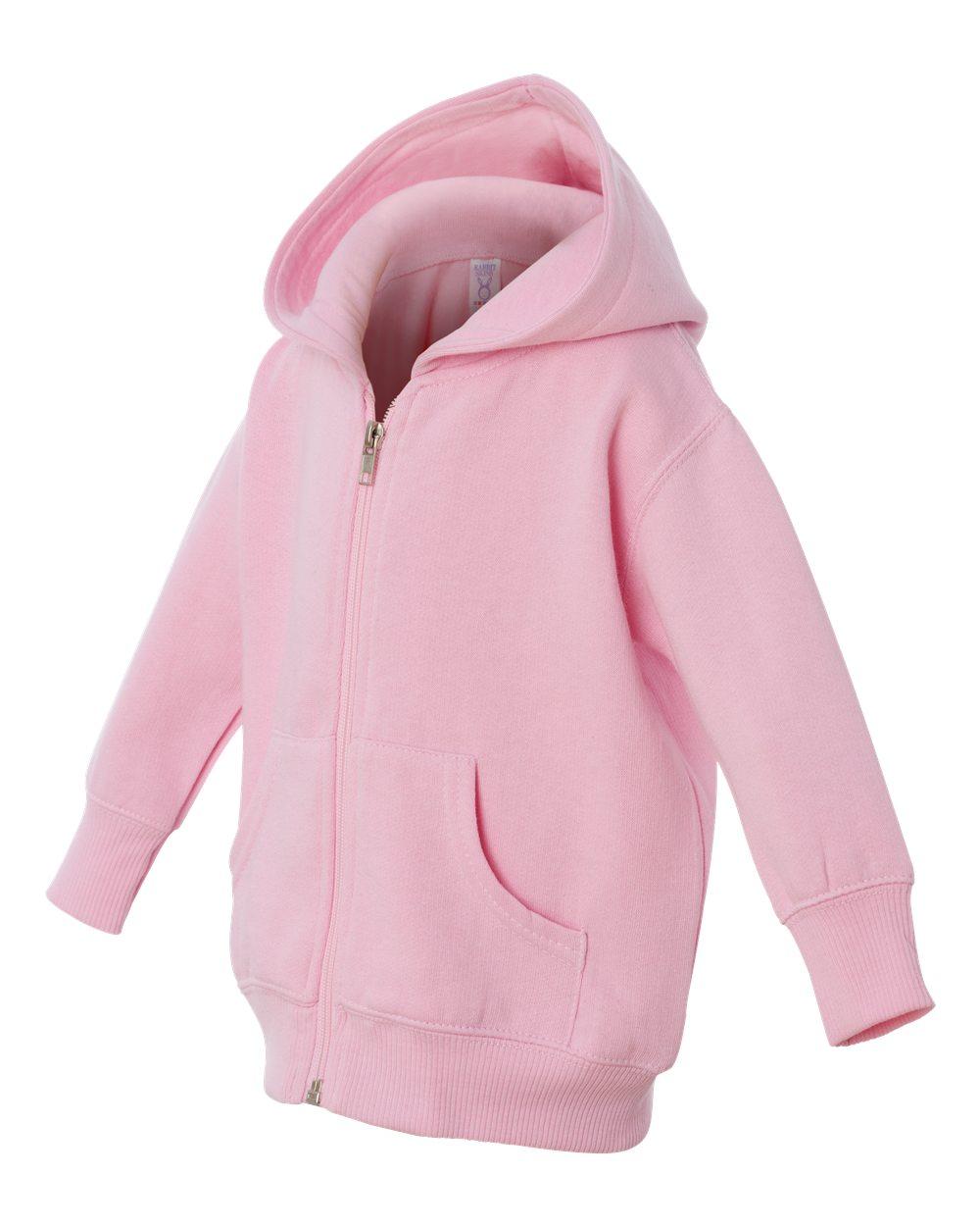 e5d8e609 Rabbit Skins 3446 - Infant Hooded Full-Zip Sweatshirt $10.52 ...