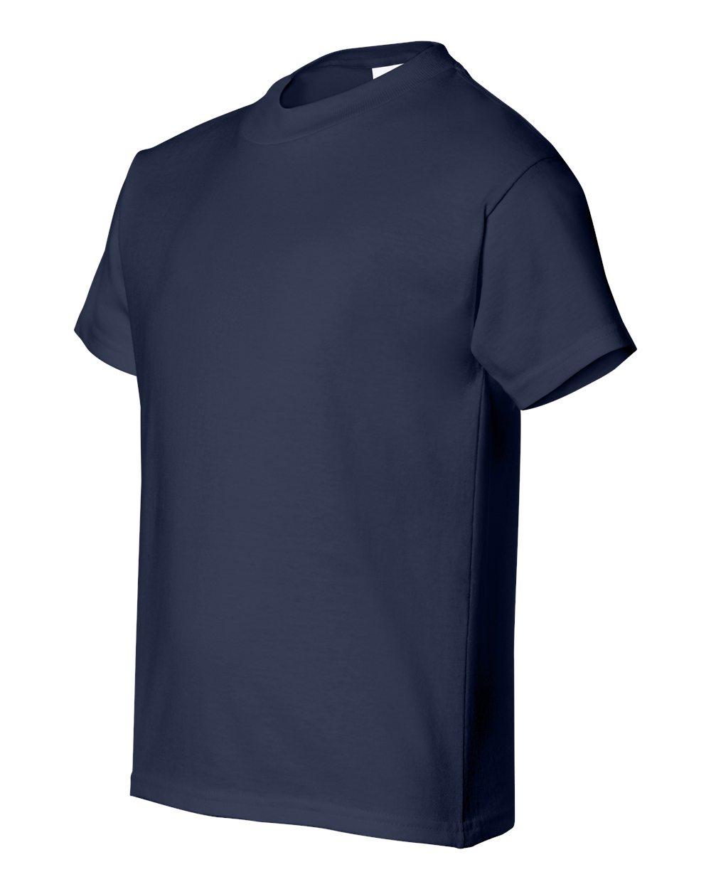 Hanes 5480 - ComfortSoft Heavyweight Youth T-Shirt